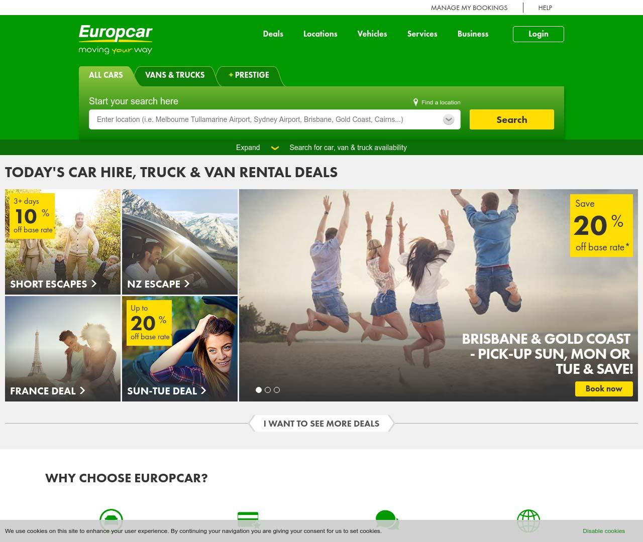 Europcar Australia